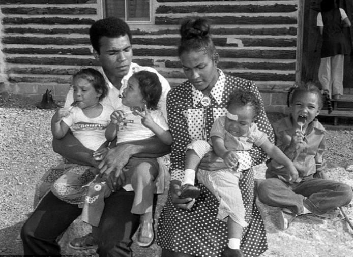 Muhammad Ali's legacy is his family's biggest fight
